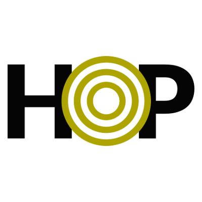 HOP platform's logo